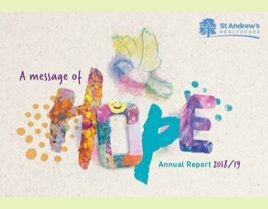 St Andrew's Healthcare publishes Annual Report 2018/19