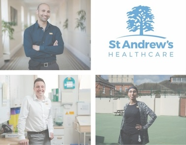 St Andrew's joins recruitment campaign to attract healthcare talent
