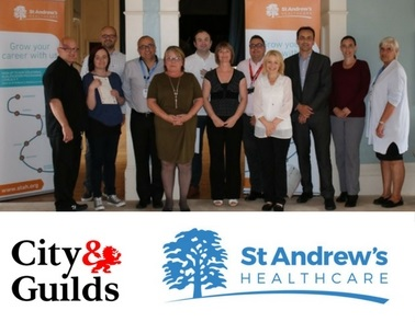 Six Estates and Facilities staff receive professional certificates