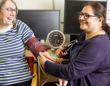 The future of healthcare: Healthcare Assistants to start University course