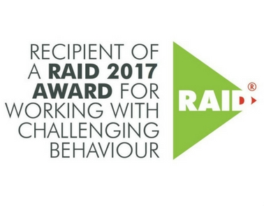 St Andrew's Healthcare in Birmingham wins RAID® Award