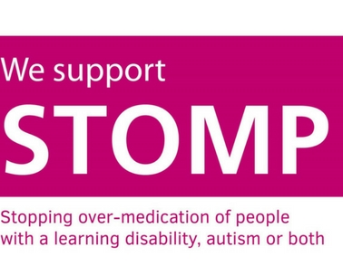 Stop over-medication: St Andrew's signs the STOMP pledge