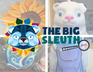 Patients from St Andrew's Birmingham design 'bear-illiant' giant sculpture