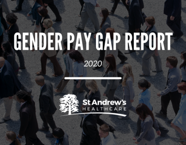 St Andrew's Healthcare publishes gender pay report