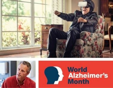 St Andrew's Healthcare supports World Alzheimer's Month 2017