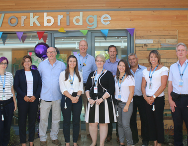 Workbridge opens new vocational centre for patients in Birmingham