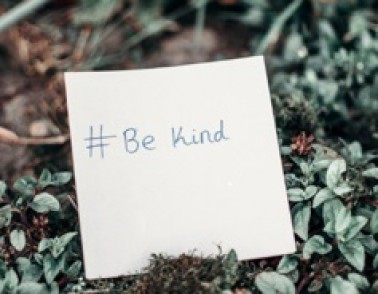 "Mental Health Awareness Week: ""Kindness was so important to my recovery"""