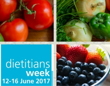 St Andrew's Healthcare celebrates Dietitians' Week 2017