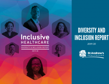 St Andrew's Healthcare publishes new Diversity and Inclusion report
