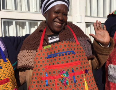 Patients with Dementia to enjoy items handmade in South Africa